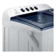 Samsung Top Load Semi Auto Washer 12 kg WT12J4200MBSG