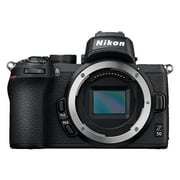 Nikon Z50 Digital Mirrorless Camera Black + Nikon NIKKOR Z DX 16-50mm f/3.5-6.3 VR Lens