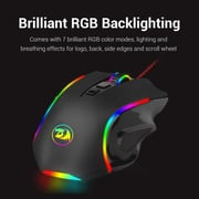 Redragon Gaming Mouse 12.7cm Black