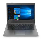 Lenovo ideapad 130-14IKB Laptop - Core i3 2.3GHz 4GB 1TB Shared Win10 14inch HD Granite Black