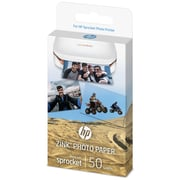 HP Zink Photo Paper 50Sheets