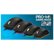 Spirit Of Gamer PRO-M6 Wired Gaming Mouse Black