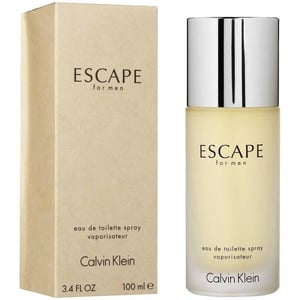 Calvin Klein Escape Perfume for Men 100ml Eau de Toilette