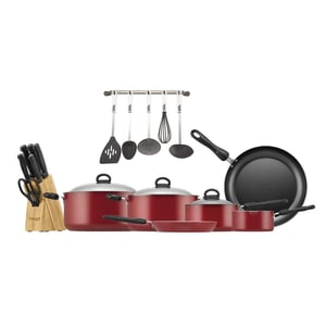 Prestige Cookware Set 22Pc