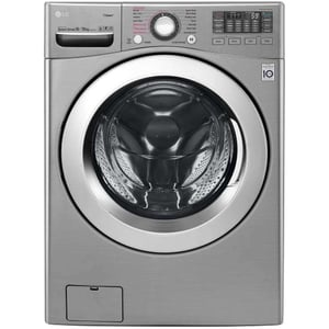 LG Front Load Washer Dryer 18Kg Washer & 10Kg Dryer 6 Motion Direct Drive F18L2CRV2T2