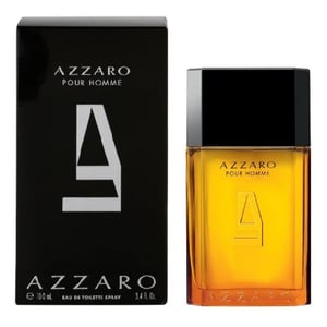 Azzaro Pour Homme Perfume For Men 100ml Eau de Toilette