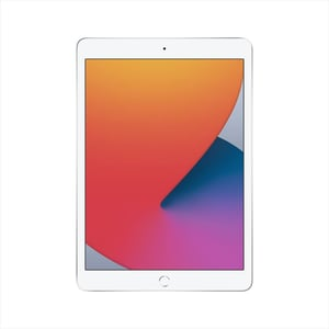 iPad (2020) WiFi 128GB 10.2inch Silver - Middle East Version