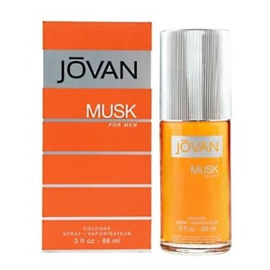 Jovan Musk Perfume For Men 88ml EDC