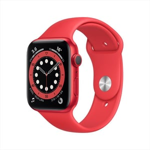 Apple Watch Series 6 GPS 40mm PRODUCT(RED) Aluminum Case with PRODUCT(RED) Sport Band