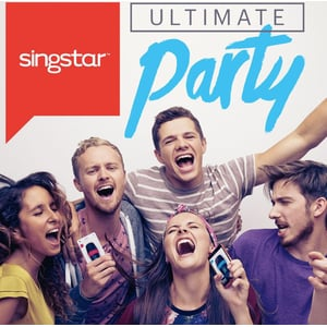PS4 Singstar Ultimate Party Game