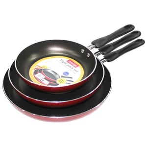 Prestige Fry Cooking Pan Set 3Pc