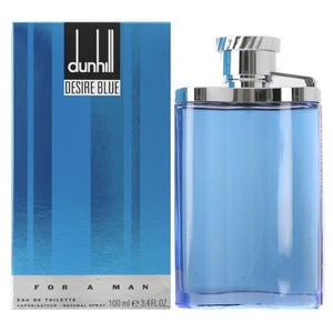 Dunhill Desire Blue Perfume For Men 100ml Eau de Toilette