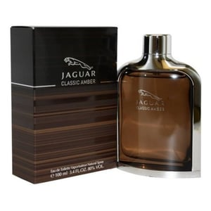 Jaguar Classic Ambre Perfume For Men 100ml Eau de Toilette