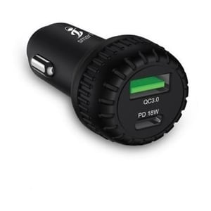 Smart CC08 iConnect 18W Car Charger