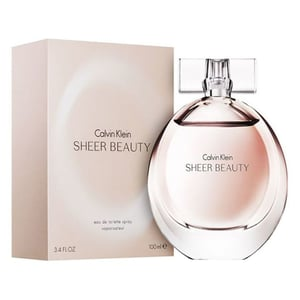 Calvin Klein Beauty Sheer Perfume For Women 100ml Eau de Toilette