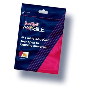 Red Bull Recharge Card RO 10.