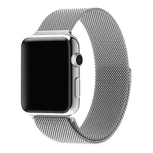 Promate MILOUS 42ML Apple Watch Band 42 - Silver