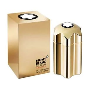 Montblanc Emblem Absolu Perfume For Men 100ml Eau de Toilette
