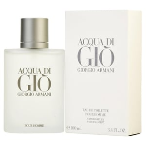 Armani Acqua Di Gio For Men 100ml Eau de Toilette