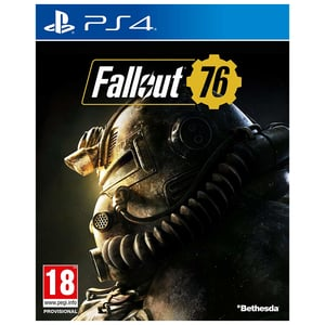 PS4 Fallout 76 Game
