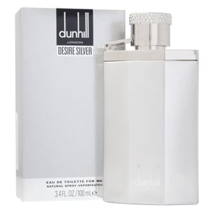 Dunhill Desire Silver Perfume For Men 100ml Eau de Toilette