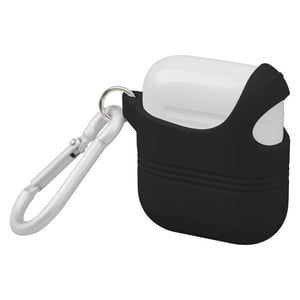 Promate VEILCASE Silicon Case For Apple Airpods Black