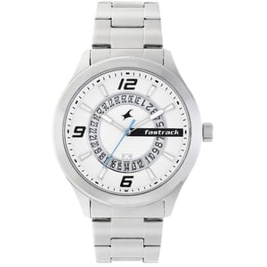Fastrack 38050SM01 Loopholes Men's Watch