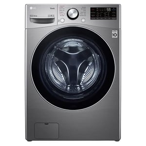 LG Front Load Washer Dryer 13KgWasher & 8Kg Dryer AI DD TurboWash Steam ThinQ F15L9DGD