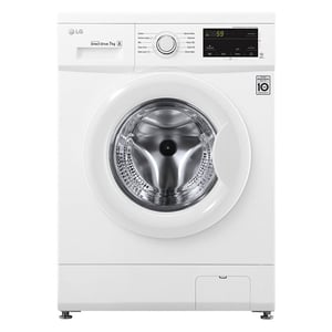 LG Front Load Washing Machine 7Kg Inverter Direct drive Motor 6motion 10 Years Motor Warranty FH2J3QDNP0