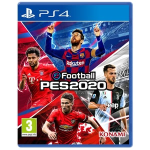 PS4 eFootball PES 2020 Game