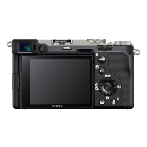 Sony ILCE-7C/S Full Frame Camera Body Only Silver