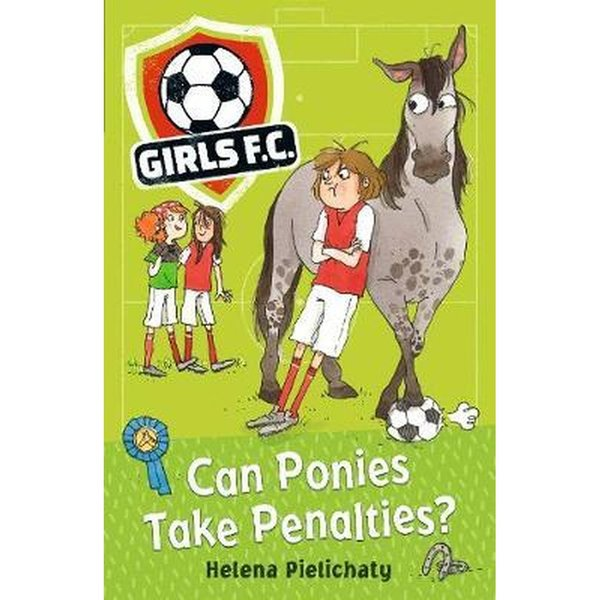 Girls Fc 2 Can Ponies Take Book 2018