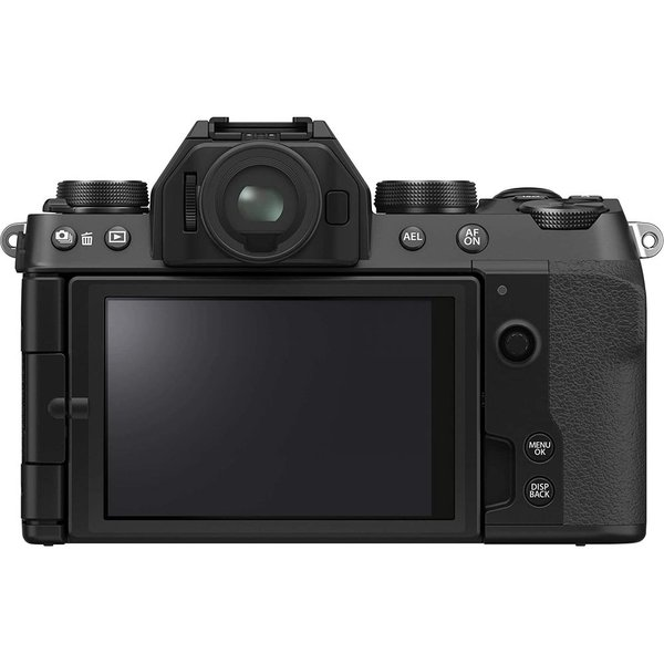 Fujifilm X-S10 Mirrorless Camera Black With XC15-45mm Lens