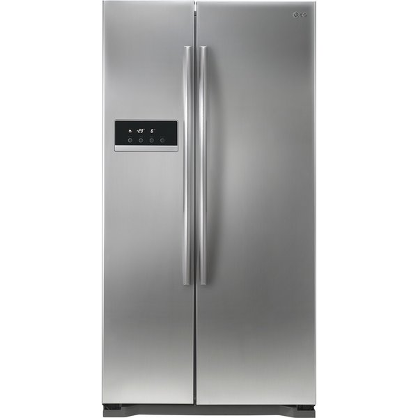 LG Side By Side Refrigerator 653 Litres GRB227GLQV