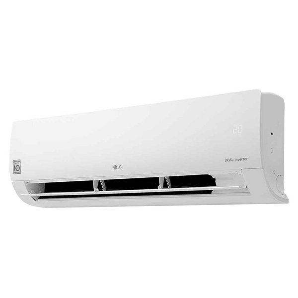 LG Split Air Conditioner DUALCOOL Inverter 2 Ton I27SCP, Faster cooling, More Energy saving