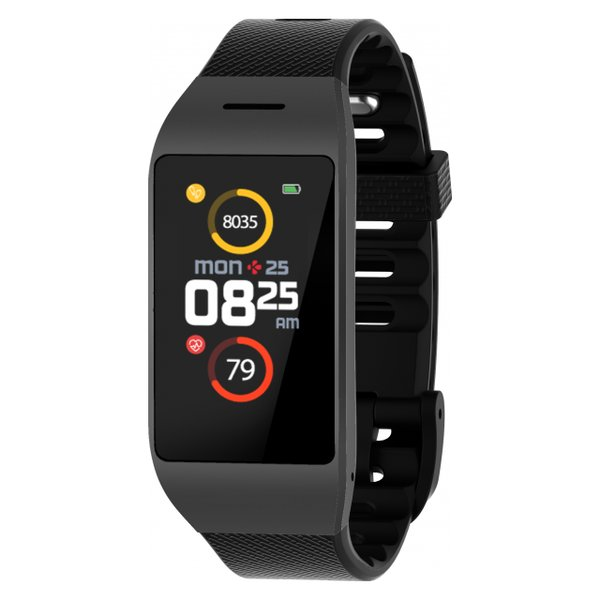 Mykronoz ZeNeo Smart Watch - Black