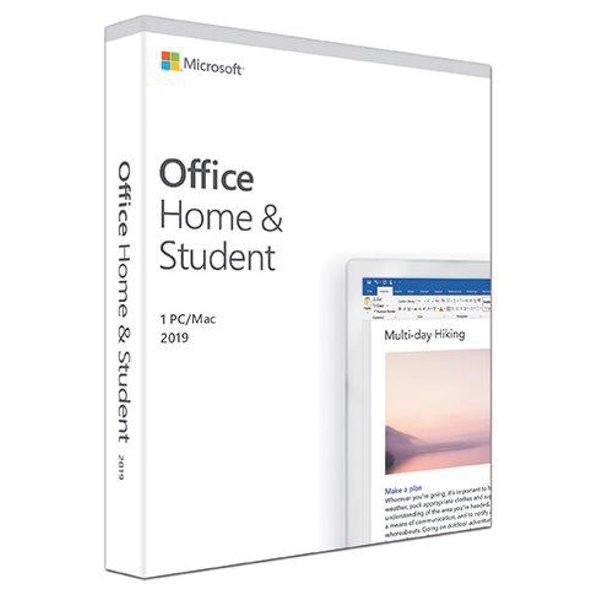 Microsoft Office Home & Student 2019 1 User (EPAY)