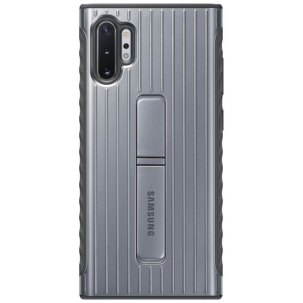 Samsung Protect Cover Silver For Note 10