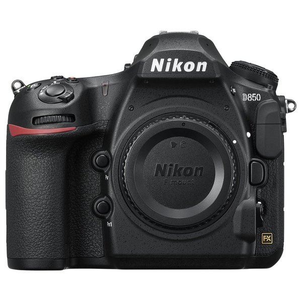 Nikon D850 DSLR Camera Body Only Black
