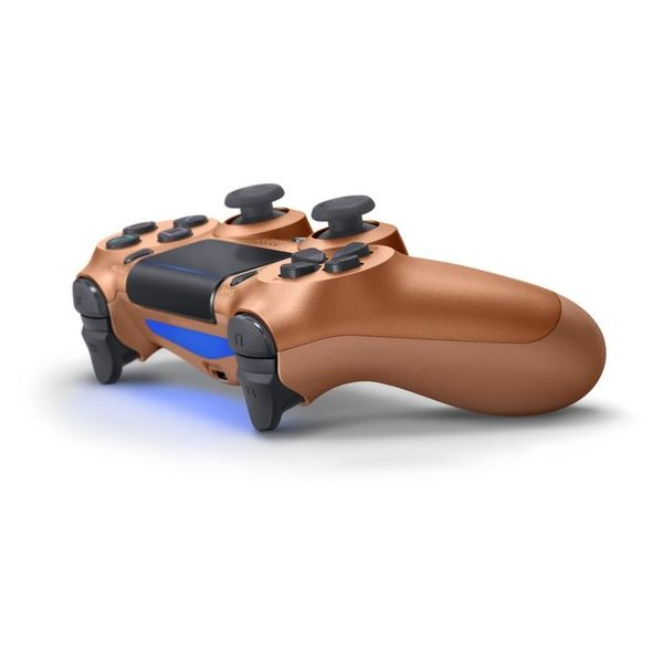 Sony PS4 DualShock 4 Wireless Controller Metallic Copper