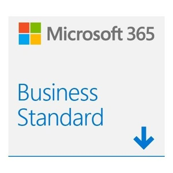 Microsoft 365 Business Standard 1 User, 1 PC or Mac Product Key License