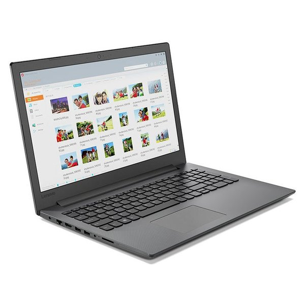 Lenovo ideapad 130-15IKB Laptop - Core i3 2.3GHz 4GB 1TB Win10 Shared 15.6inch HD Granite Black