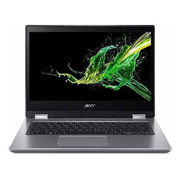 Acer Spin 3 SP314-54N-38RV Laptop - Core i3 1.2GHz 4GB 256GB Shared Win10 14inch FHD Silver