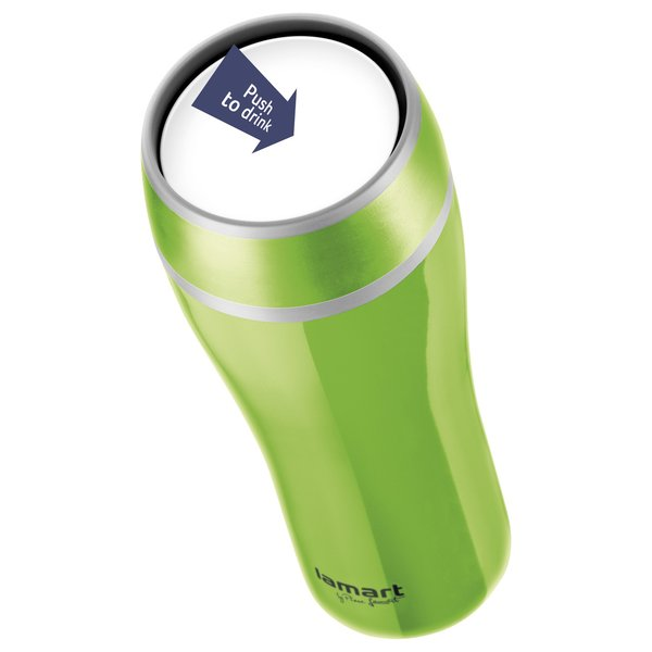 Lamart Thermo Vacuum Flask 400ml Green