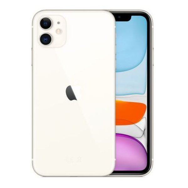 iPhone 11 128GB White with Facetime – Middle East Version